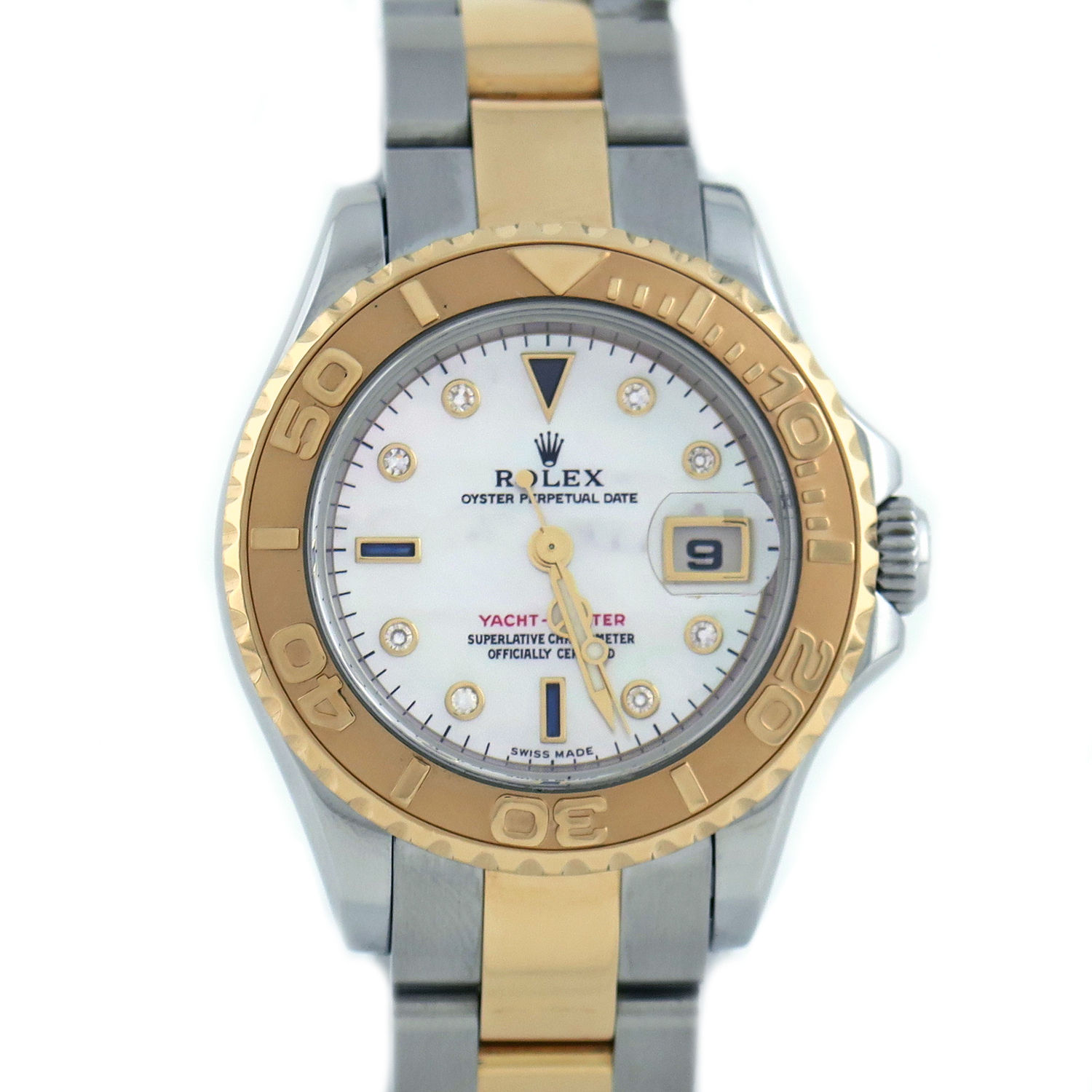 """Image of """"Rolex Yacht-Master 169623 Stainless Steel/Yellow Gold Automatic 29mm"""""""