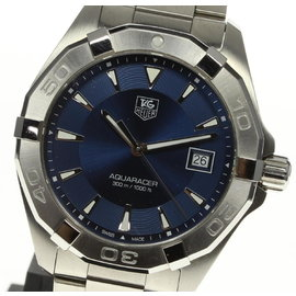 Tag Heuer Aquaracer WAY1112.BA0928 Stainless Steel 41mm Mens Watch
