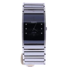 Rado Integral Jubile R20757752 Stainless Steel 27mm Mens Watch