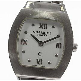Philippe Charriol AZURT Stainless Steel 20.5mm Womens Watch