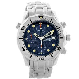 Omega Seamaster 2598.80.00 Stainless Steel Automatic 41.5mm Mens Watch