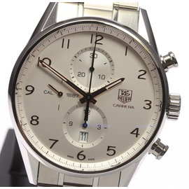 Tag Heuer Carrera CAR2012 Stainless Steel Automatic 43mm Mens Watch