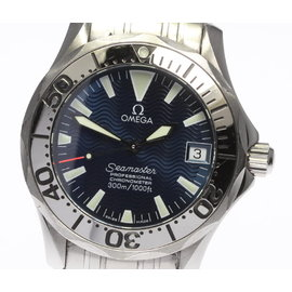 Omega Seamaster 2554.80 Stainless Steel Automatic 37mm Mens Watch