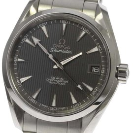 Omega Seamaster Aqua Terra 231.10.42.21.06.001 Stainless Steel Automatic 37mm Mens Watch