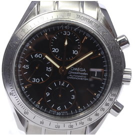 Omega Speedmaster 3211.50 Stainless Steel Automatic 39 mm Mens Watch