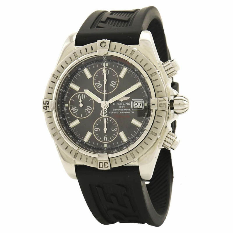 """Image of """"Breitling Evolution A13356 Stainless Steel Automatic 44mm Men's Watch"""""""