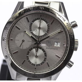 Tag Heuer Carrera Chronograph CV2017.BA0794 Stainless Steel 41mm Mens Watch
