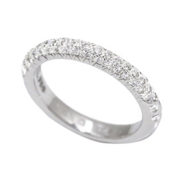 Chanel Comete 18K White Gold & Diamond Ring