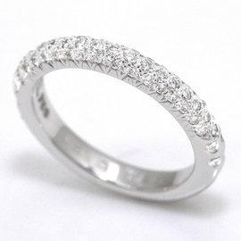 Chanel Comete 18K White Gold & Diamond Ring