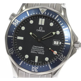 Omega Seamaster Professional 300 Large 2531.80 Stainless Steel Automatic 41mm Mens Watch