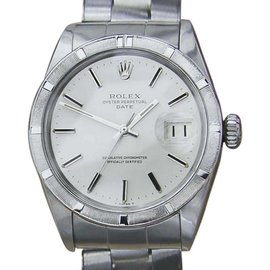Rolex 1501 Stainless Steel Automatic 35mm Mens Watch 1968