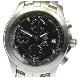Tag Heuer Link CJF2110 Stainless Steel Automatic 41mm Men's Watch
