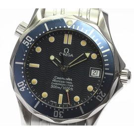 Omega Seamaster Professional 300 2551.80 Stainless Steel 36 mm Unisex Watch