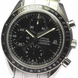 Omega Speedmaster Chronograph 3210.50 Stainless Steel Automatic 39mm Mens Watch