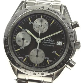 Omega Speedmaster 3511.50 Stainless Steel 39mm Mens Watch