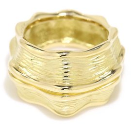 Chanel 18K Yellow Gold Ring