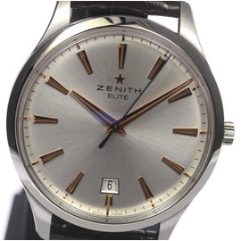 Zenith 03.2020.670/01.C498 Stainless Steel Automatic 40mm Mens Watch