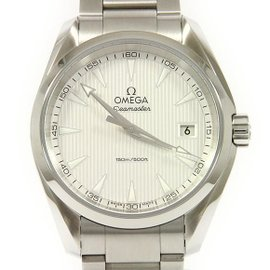 Omega Seamaster Aqua Terra 231.10.39.60 Stainless Steel Silver Dial 39mm Mens Watch