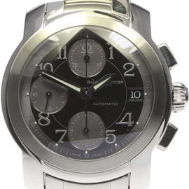 Baume & Mercier Capeland MV045216 Stainless Steel Chronograph Automatic 38mm Mens Watch