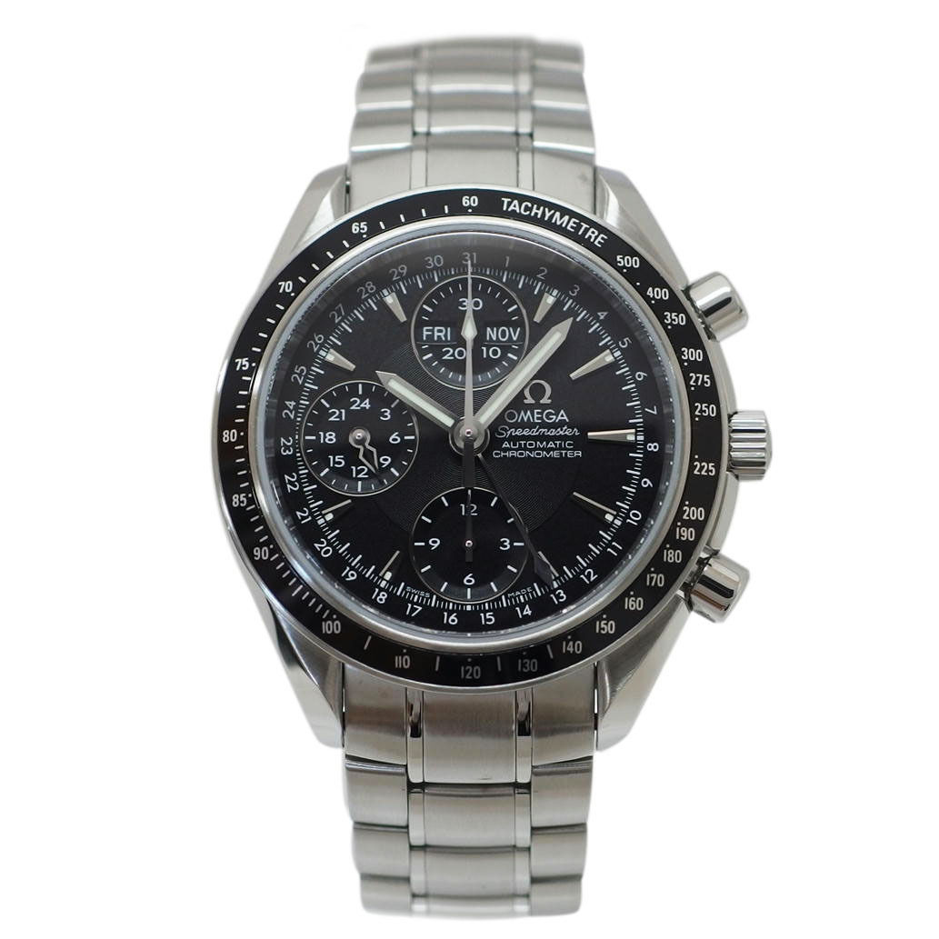 """Image of """"Omega SpeedMaster 3220.50 Stainless Steel Automatic 39mm Men's Watch"""""""