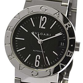 Bulgari BB33SS Automatic Stainless Steel 33mm Unisex Watch