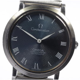 Omega Constellation Stainless Steel Automatic Vintage 34mm Mens Watch