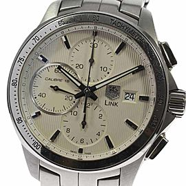 Tag Heuer Link Calibre16 CAT2011.BA0952 Chronograph Automatic 42mm Mens Watch