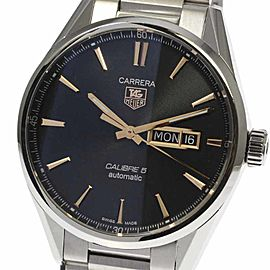 Tag Heuer Carrera WAR201C-1 Stainless Steel Automatic 40mm Mens Watch