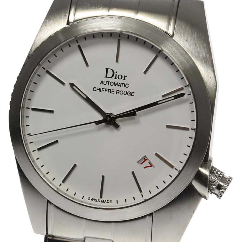 "Image of ""Dior Chiffre Rouge Dc084510 Automatic Stainless Steel Automatic 36mm"""