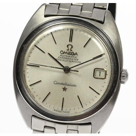 Omega Constellation Stainless Steel Automatic Vintage 34mm Men's Watch