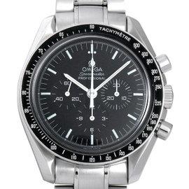Omega Speedmaster 3560.50 Stainless Steel & Black Dial 42mm Mens Watch