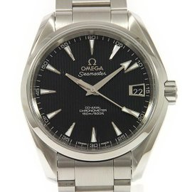 Omega Seamaster Aqua Terra 231.10.39.21.01.001 Skeleton Back 39mm Watch