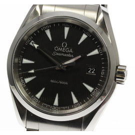 Omega Seamaster Aqua Terra 231.10.39.60.06.001 Stainless Steel 38mm Quartz Mens Watch