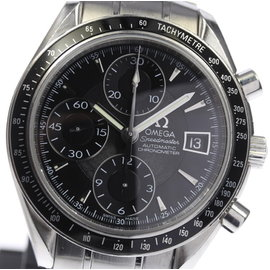Omega Speedmaster Date 3210.50 Stainless Steel Automatic 39mm Mens Wrist Watch