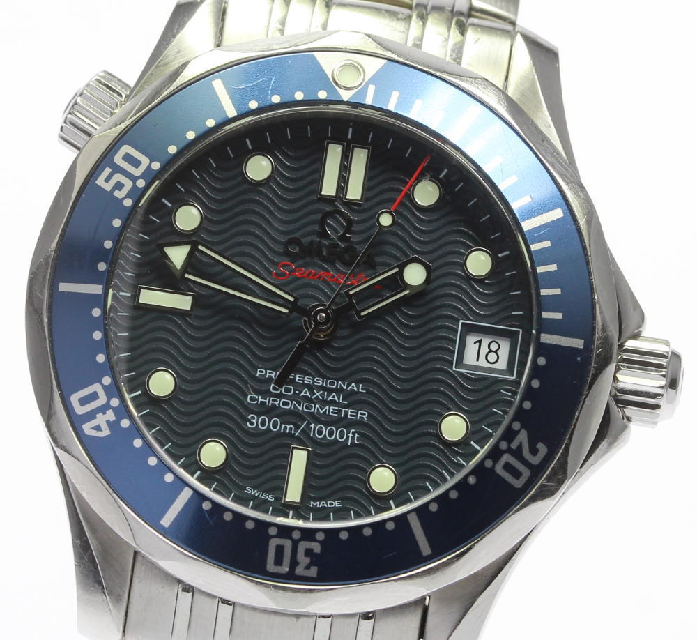 """Image of """"Omega Seamaster Professional 300 2222.80 Stainless Steel Automatic"""""""