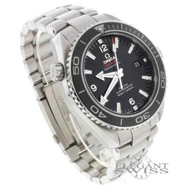 UNWORN Omega Seamaster Planet Ocean 46MM Mens Ceramic Bezel Watch B&P, $6,250