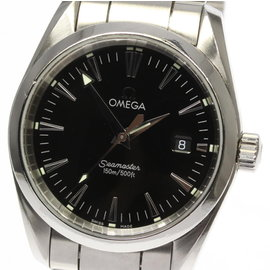 Omega Seamaster Aqua Terra 2518.50 Stainless Steel 36mm Mens Watch