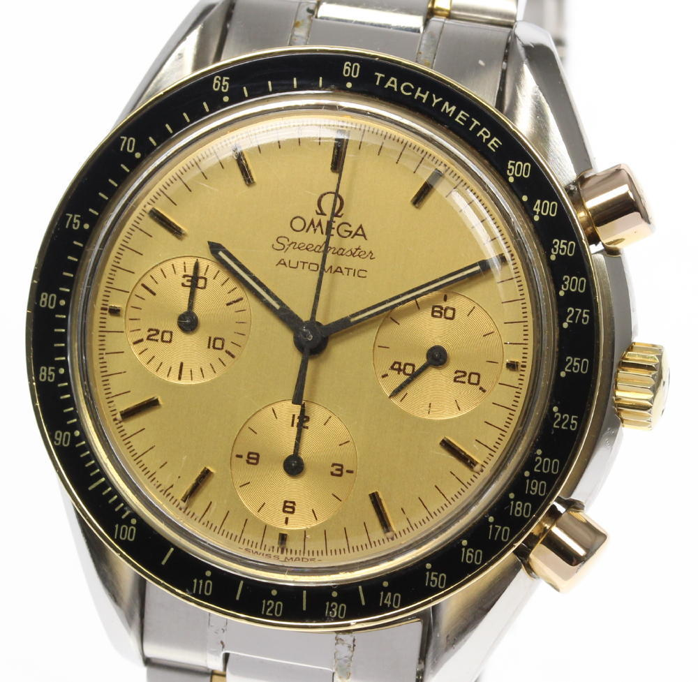 """Image of """"Omega Speedmaster 3310.10 Automatic 18K Yellow Gold/Stainless Steel"""""""