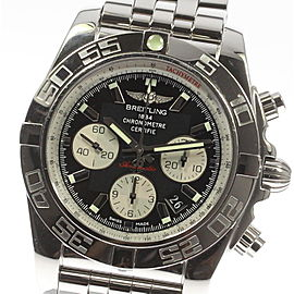 Breitling Chronomat44 AB0115 A011B67PA Stainless Steel Automatic 44mm Mens Watch