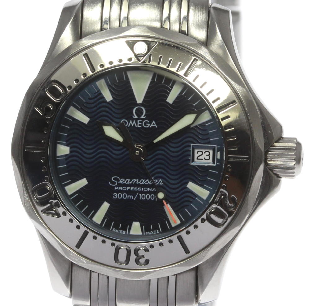 "Image of ""Omega Seamaster 2584.80 Stainless Steel Limited Edition Quartz 29 mm"""