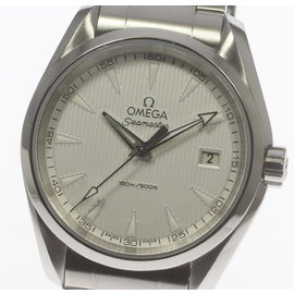 Omega Seamaster Aqua Terra 231.10.39.60.02.001 Stainless Steel Quartz 39mm Mens Watch