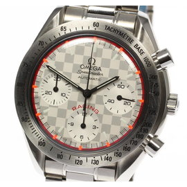 Omega Speedmaster 3517.30 Stainless Steel Automatic 39mm Mens Watch