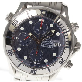 Omega Seamaster 2598.80 Stainless Steel Automatic 41mm Mens Watch