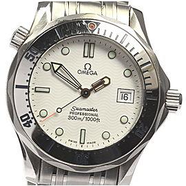 Omega Seamaster 2562.20 Stainless Steel Quartz 36mm Mens Watch