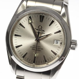 Omega Seamaster Aqua Terra 2504.30 Stainless Steel Automatic 36mm Mens Watch
