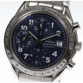 Omega Speedmaster Date 3513.82 Stainless Steel Automatic 39mm Mens Watch