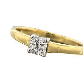 Tiffany & Co. Lucida Square Diamond Engagement Ring