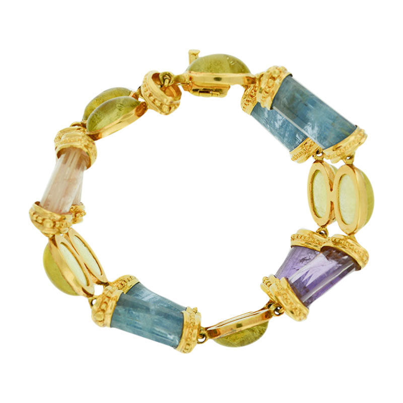 "Image of ""Laura Munder 18K Yellow Gold Bracelet"""