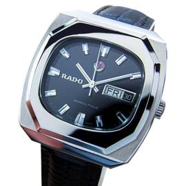 Rado Marco Polo Swiss Automatic Vintage Mens 1970s Watch