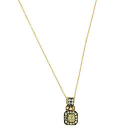 Levian 14K Rose Gold Chocolate Diamond Necklace